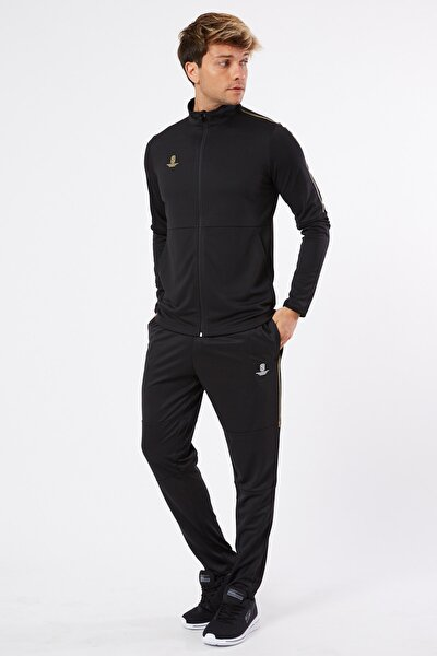 Erkek Eşofman Takımı Mevsimlik (siyah) Seet22-001
