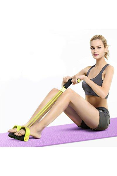 Body Trimmer Wall Pulley Kondisyon Küreği Mekik Direnç Lastiği Spor Egzersiz Aleti