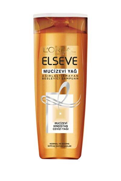 Elseve Mucizevi Hindistan Cevizi Yağı Bes. Şampuan 360 Ml