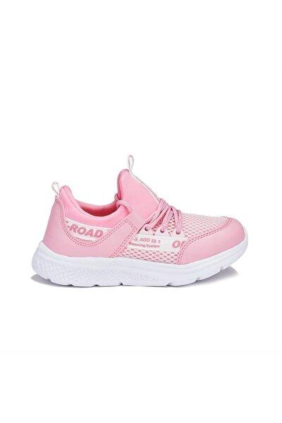 Ajax Pembe Kız Çocuk Spor Ayakkabı 346.f20y.514