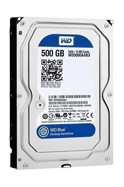 Blue 3.5 500gb 7200rpm 32mb Sata 3 5000azlx