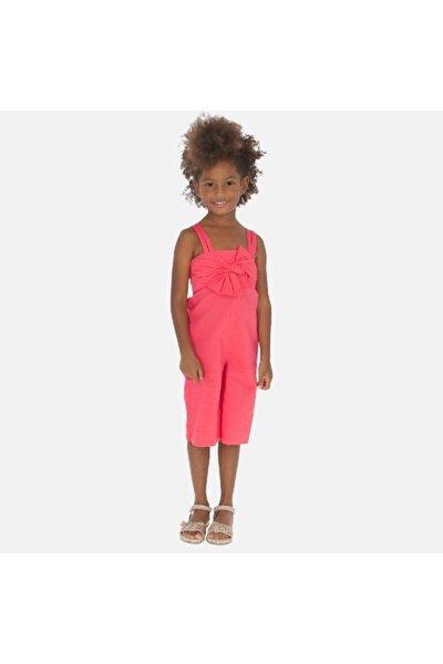 Kız Çocuk Ince Askı Tulum