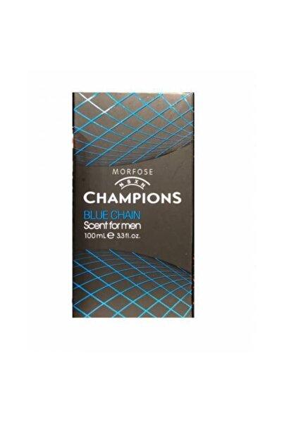 Champions Erkek Parfüm Edt Blue Chain 100 ml 8680678833821