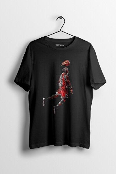 Jordan Flying Baskılı Tişört