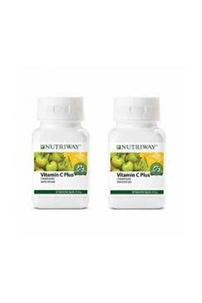 Vitamin C Plus Nutrıway-60 Tablet-2 Kutu