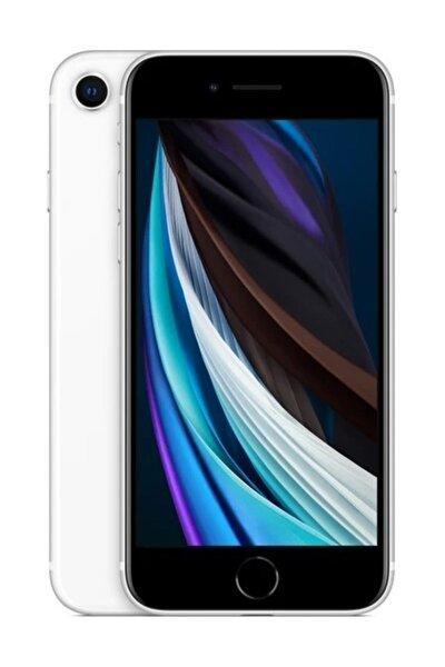 iPhone SE (2020) 64 GB Beyaz Cep Telefonu (Apple Türkiye Garantili) Şarj Aleti Ve Kulaklık Dahildir