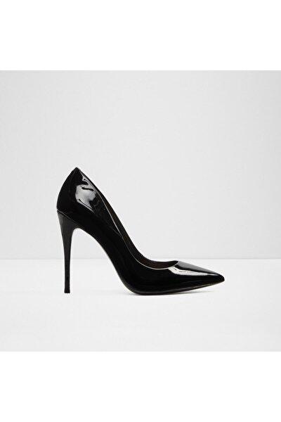 STESSY - Siyah Kadın Topuklu Ayakkabı