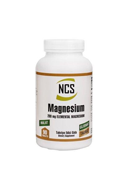 Magnezyum Bisglinisat Taurat Malat 200 Mg 90 Tablet