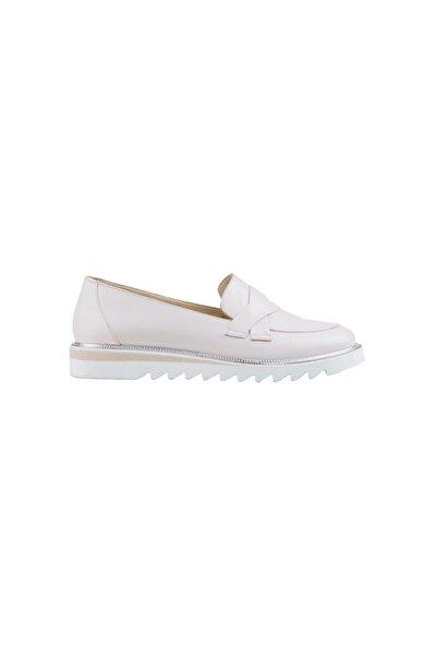 Kadın Pudra Casual Ayakkabı 0Y2YA57480