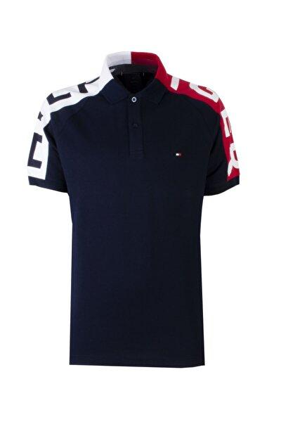 Shoulder Logo Erkek Polo Yaka T-shirt  Mw0mw13112
