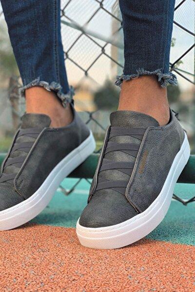 Ch013 Bt Erkek Ayakkabı Antrasit