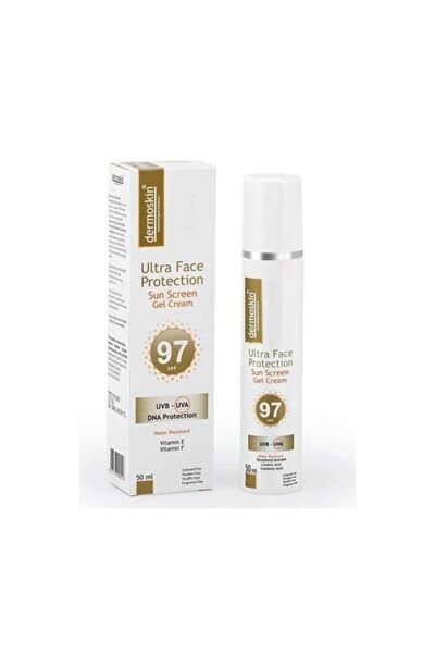 Ultra Face Protection Sun Screen Gel Cream Spf97 50 Ml