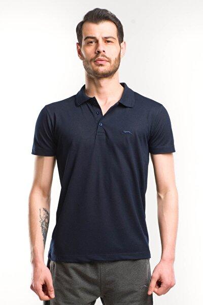 Salvator Erkek T-shirt Lacivert