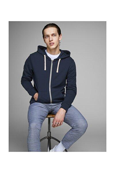 Sweatshirt - Holmen Sweat Zip Hood 12136884
