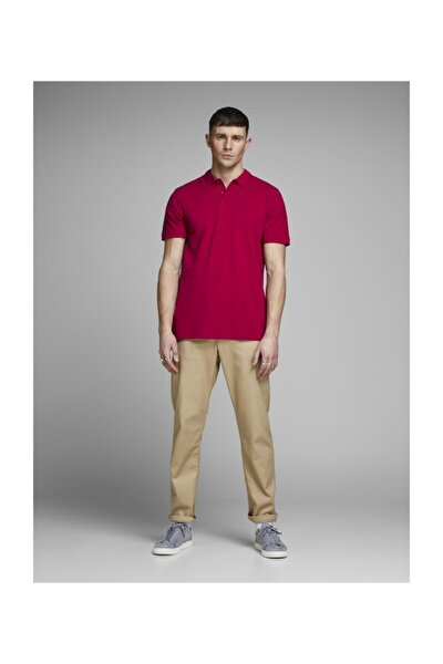 Polo Yaka T-shirt - Basic Essentials Polo SS 12136516