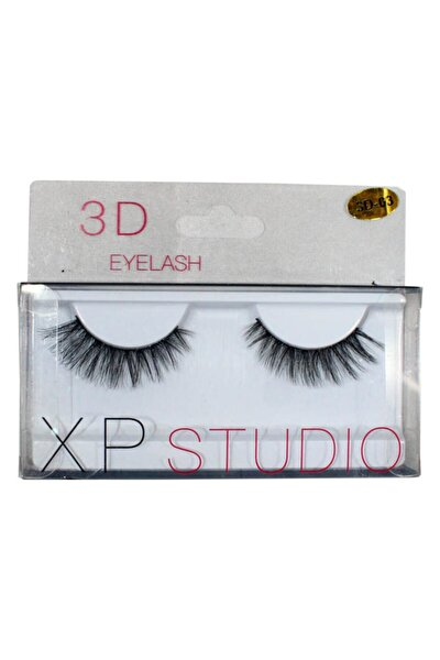 Studıo 3d Eyelash 3 Boyutlu Takma Kirpik 05