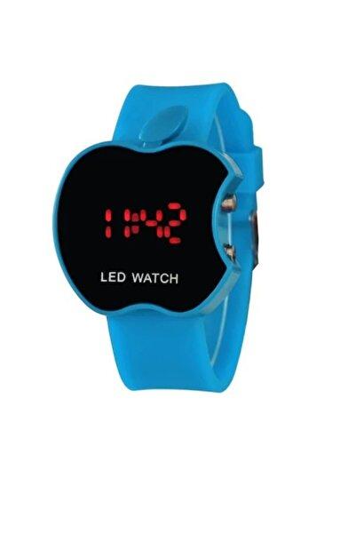 Elma Model Led Watch Kız - Erkek Çocuk Saat