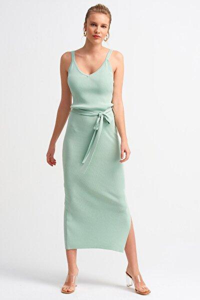 Kadın Mint 2616 Askılı Elbise 101A02616