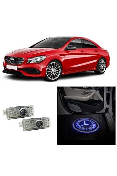 Mercedes Cla Cls Kapı Altı Led Logo Orijinal Tak Kullan Ürün