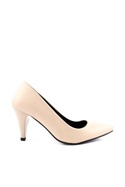 Ten Kadın Topuklu Ayakkabı 1942-71-1604