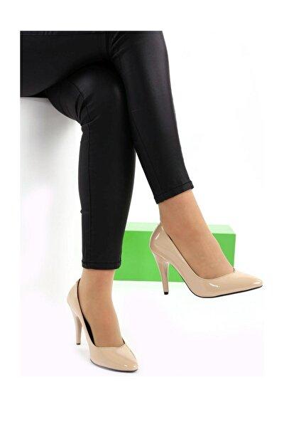 Ten Rugan Kadın Topuklu Ayakkabı 1943-72-1604