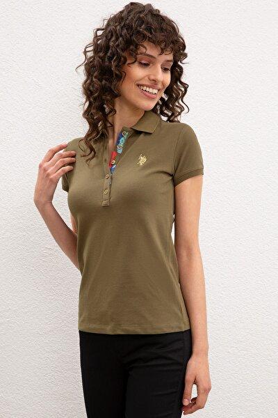 Kadın Polo Yaka T-Shirt G082SZ011.000.734024