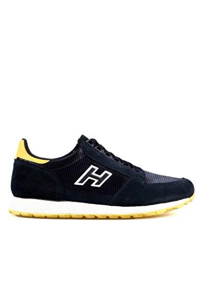 Indıgo/sarı Erkek Ayakkabı 102 20370-m
