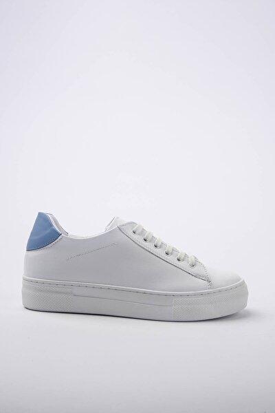 Beyaz Kadın Sneaker 01AYY181190A906