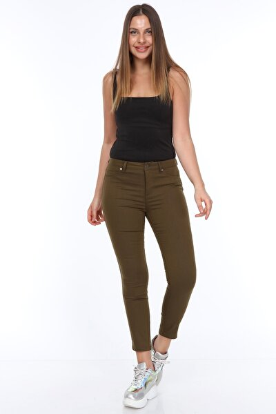 Skinny Bayan Pantolon