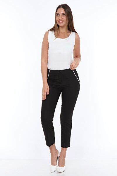 Biye Detaylı Kadın Pantolon
