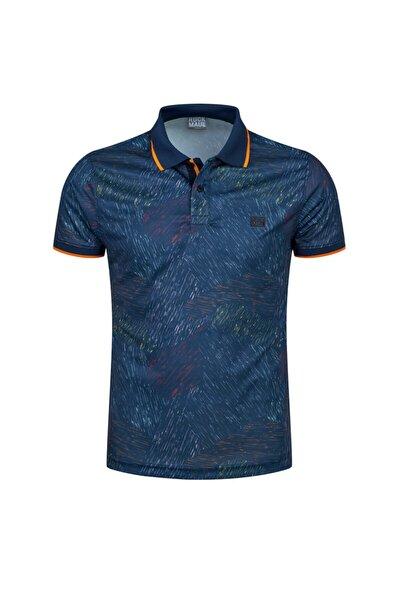 Erkek Özel Golf Koleksiyonu Polo Tshirt - Navy Blue