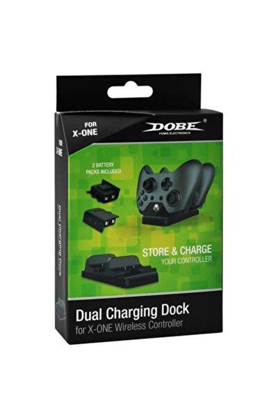 Xbox One Dual Dock Joystick Batarya Ve Şarj Istasyonu Seti