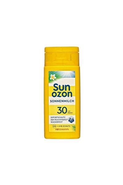 Sunozon Güneş Sütü Spf 30 - 50ml 4305615572628