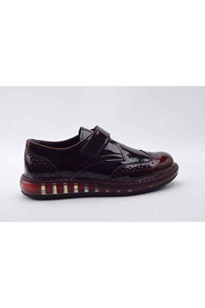 Erkek Çocuk Cırtlı Klasik Ayakkabı