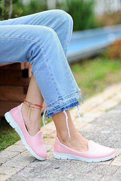 Kadın Pudra Ayakkabı