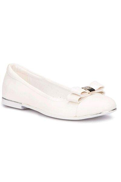 Kız Çocuk Pembe Renk Babet Ayakkabı