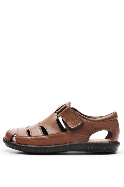 201843 Kum Erkek Sandalet