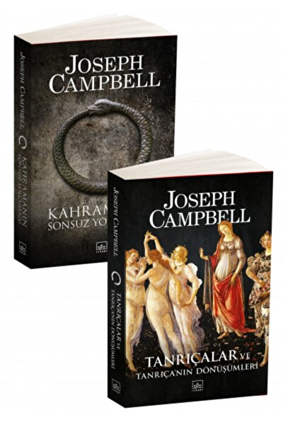 Joseph Campbell 2 Kitap Takım