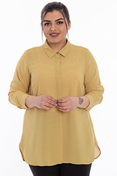 Kadın Kapalı Patlı Gömlek