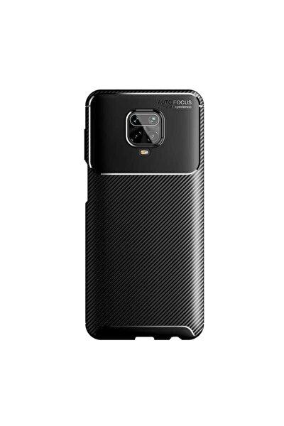 Redmi Note 9 Pro Silikon Kılıf Siyah