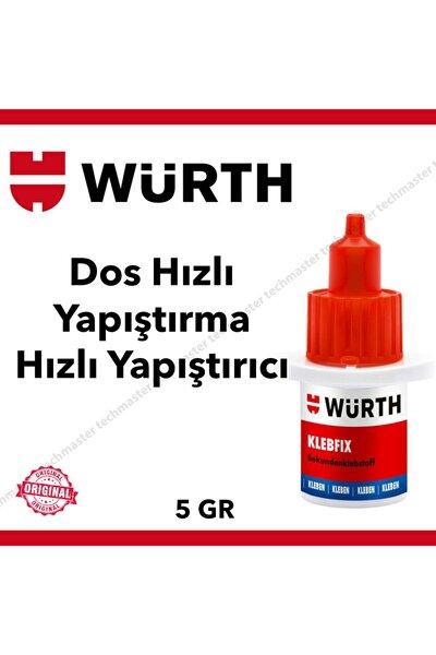 Würth Dos Hızlı Yapıştırma Hızlı Yapıştırıcı 5 gr