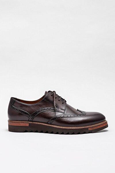 Erkek Arjun-1 Kahve Casual Ayakkabı 20KRC052