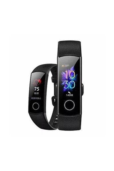 Siyah Band 5 Su Geçirmez Amoled Ekran Akıllı Bileklik Saat
