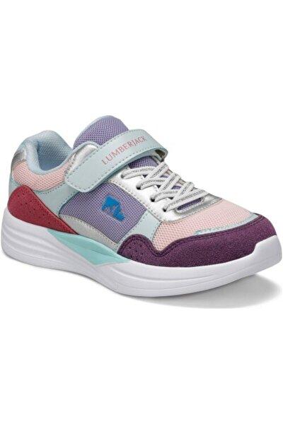 Walden A.mavi-a.pembe Cırtlı Kız Çocuk Spor Ayakkabı