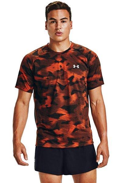 Erkek Spor T-Shirt - M Streaker 2.0 Inverse Ss - 1356176-830