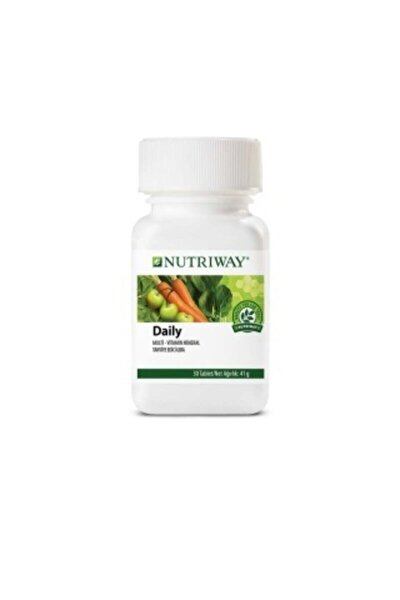 Daily Nutrıway 30 Tablet
