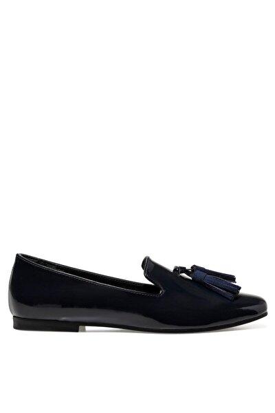 MILA2 Lacivert Kadın Loafer Ayakkabı 101027150