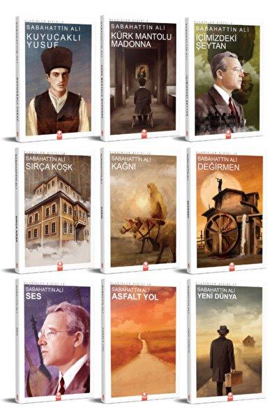 Sabahattin Ali Seti 9 Kitap