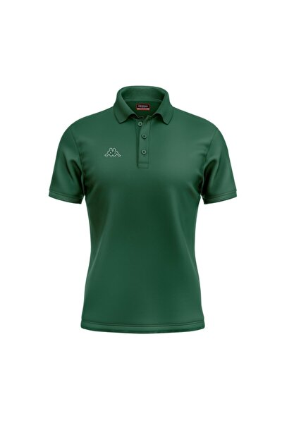 Erkek Yeşil Maltax Polo T-shirt