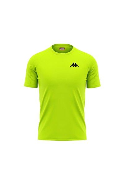 Erkek Yeşil Poly Bux T-shirt